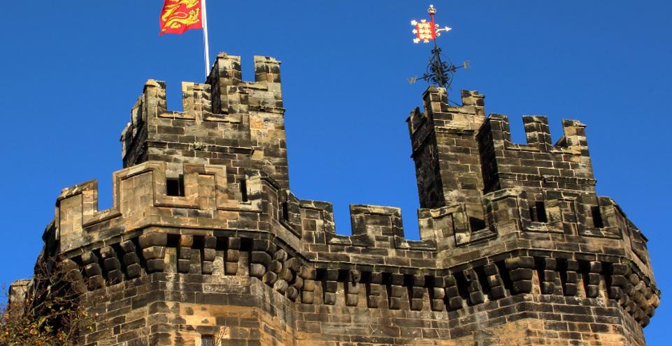 castle battlements