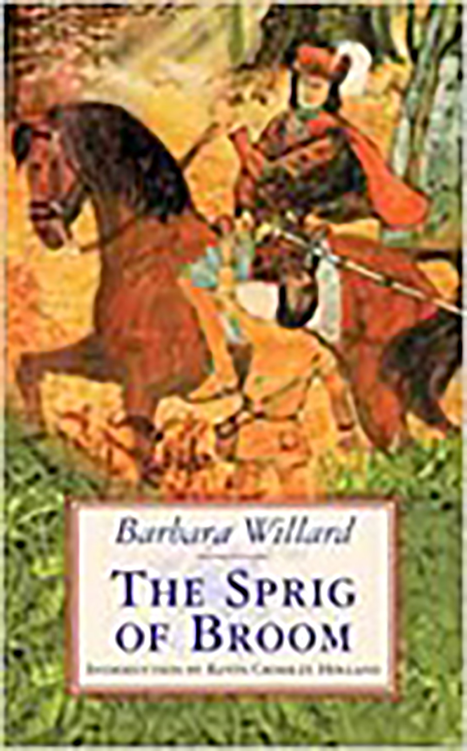 front cover of a book: The Sprig of Bloom by Barbara Willard