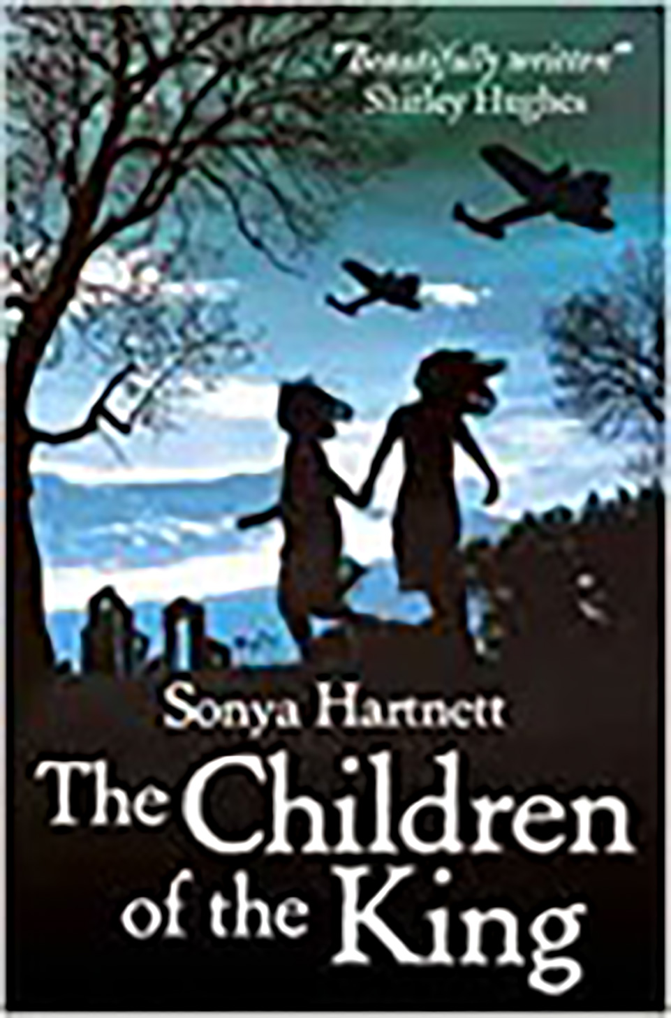 front cover of a book: The Children of the King's Man by Sonya Hartnett