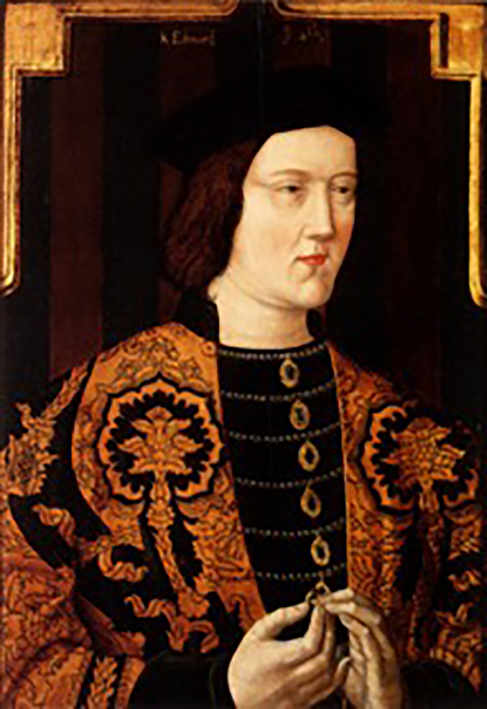 Painting of Edward IV