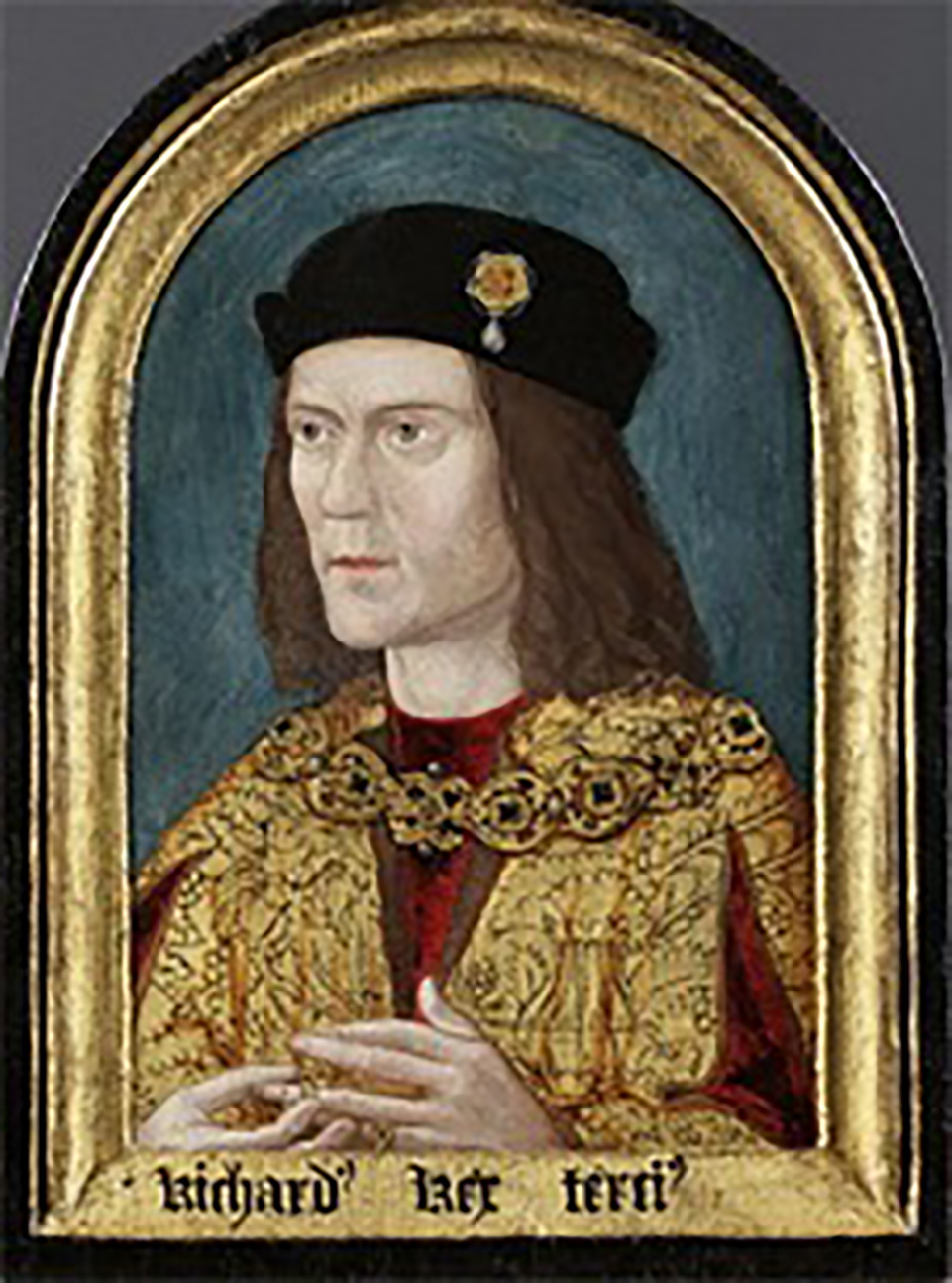 Painting of Richard III