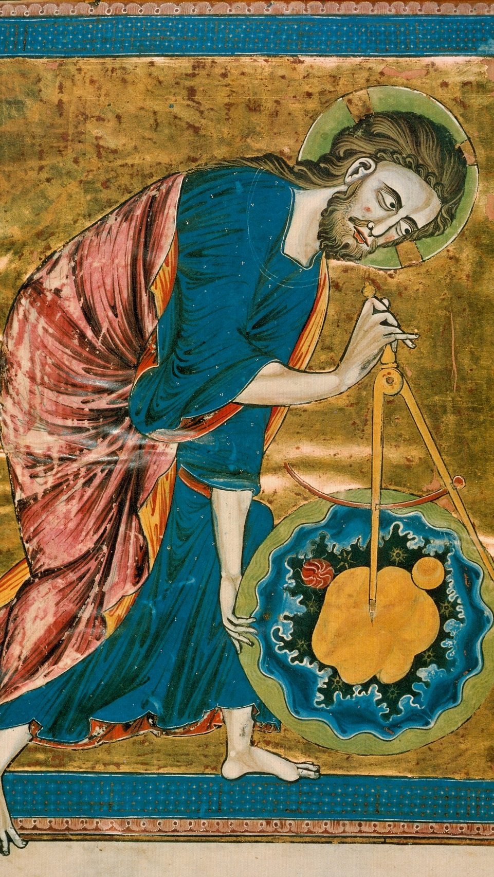 Images showing God the Geometer