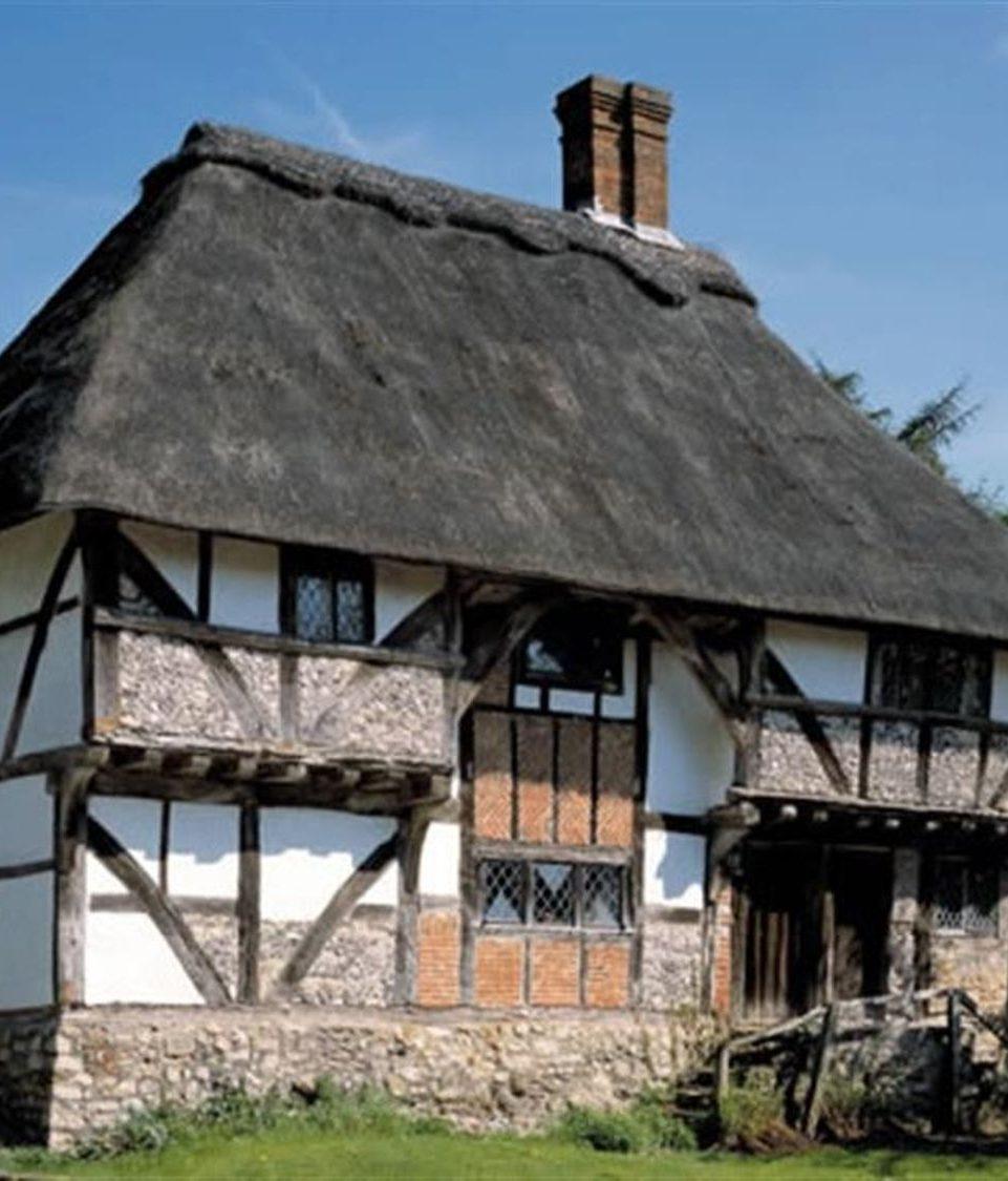 15th century Yeoman's House, Bignor, West Sussex