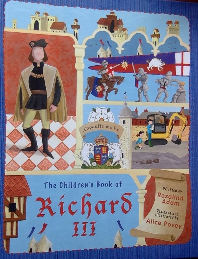 Front cover of a book The Children's Book of Richard III