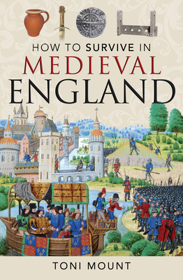 Book cover for Medieval England